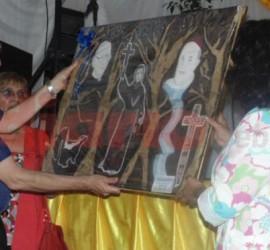 Monseñor Adolfo Uriona recibió todo el amor de su Diócesis. http://www.nuevodiarioweb.com.ar/