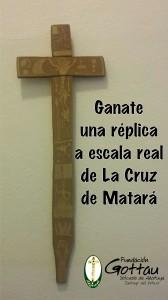 CRUZ DE MATARÁ