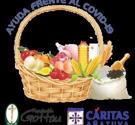 campaña canasta de alimentos
