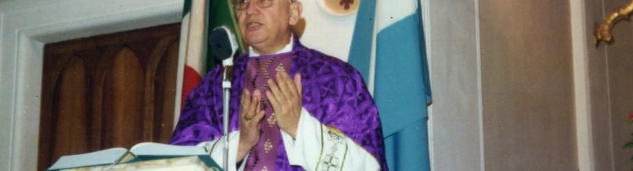 Apoyá la causa de canonización de mons. Gottau firmando nuestro petitorio